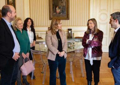 Nicoletta Mantovani della Fondazione Pavarotti a Parma, progetti in vista