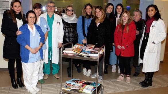 """Le alunne della 5°F del Liceo Sanvitale e il loro impegno per l'Ospedale dei bambini """"Pietro Barilla"""""""