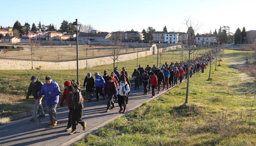 Domenica torna l'ottava edizione della Camminata dell'Epifania