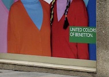 Benetton, in via Mazzini presto una nuova apertura