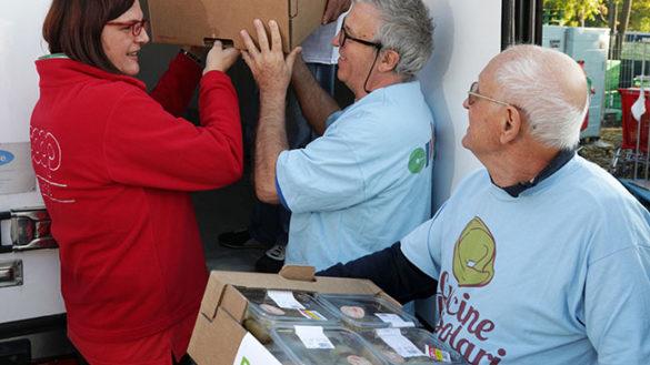 Le coop, lo scorso anno, hanno donato 873 pasti al giorno