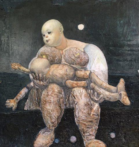 L'uomo tra terra e cielo- Mostra di Dario Rossi e Luigi Pastori