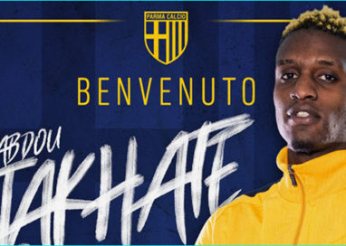 Il Parma presenta nuovo acquisto Diakhate