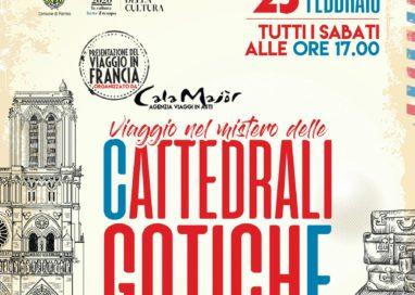 2 febbraio: Viaggio nel mistero delle Cattedrali Gotiche