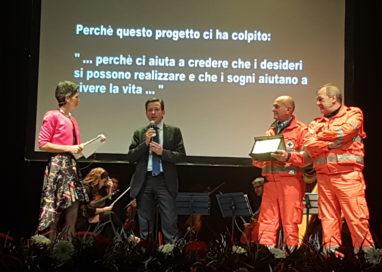 """L' Ambulanza Dei Desideri si aggiudica il premio """"Armando Prada"""""""