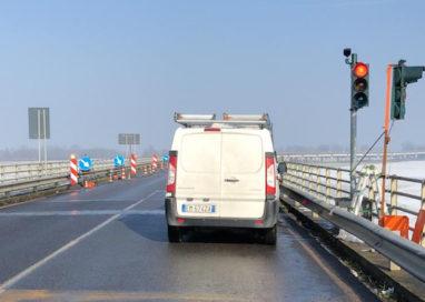 """Ponte Verdi sul Po, installato il """"semaforo intelligente"""""""