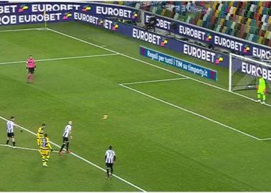 Il Parma riparte bene: espugna Udine 1 a 2