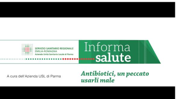 """VIDEO. Antibiotici, è un peccato usarli male. Guarda lo speciale """"Informasalute"""""""