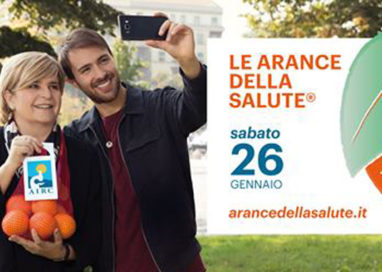 Sabato 26 gennaio, anche nelle piazze di Parma le Arance della salute