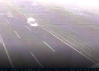 Attenzione in Autostrada: nebbia e visibilità limitata