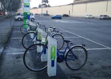 Bike sharing, una nuova postazione alla Villetta
