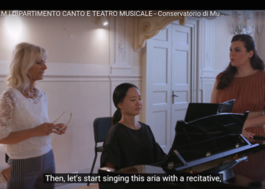 OperaVision: Becoming an opera singer