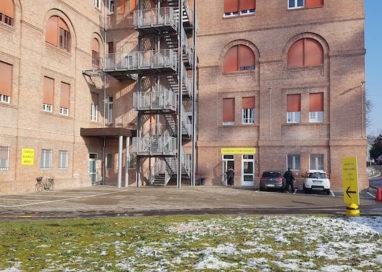 Ospedale Piccole Figlie, nuovi ambulatori e ingresso temporaneo