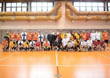 Torna il torneo di calcio a 5 a scopo benefico dell'Istituto Tecnico Rondani