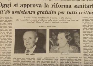 VIDEO.La storia della sanità italiana ripercorsa in un video