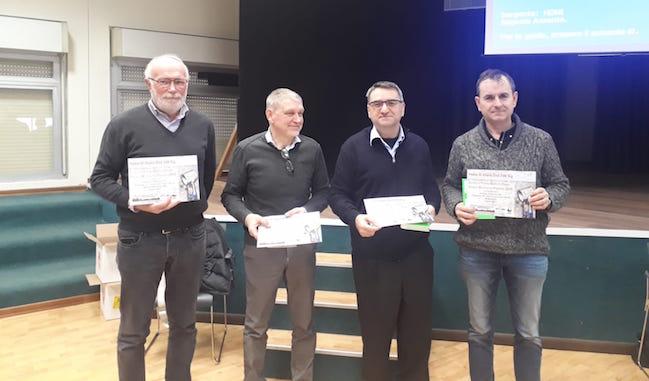 Busseto premiata per la rete rifiuti zero in Emilia-Romagna