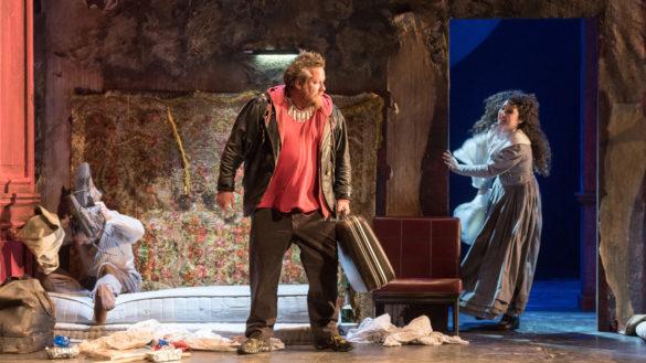 """Sabato il """"Don Giovanni"""" di Molière al Teatro Due"""
