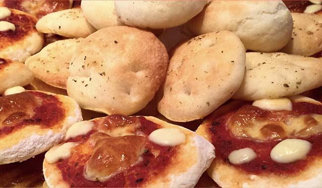 LA RICETTA. Focaccine, panini, pizzette senza glutine