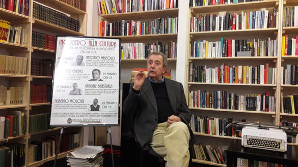 Maurizio Chierici: voce parmigiana delle guerre degli anni Ottanta