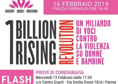 Torna il Flash Mob contro le violenze in Piazza Garibaldi