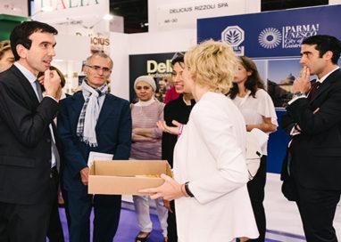 Parma Alimentare vola a Dubai per Gulfood