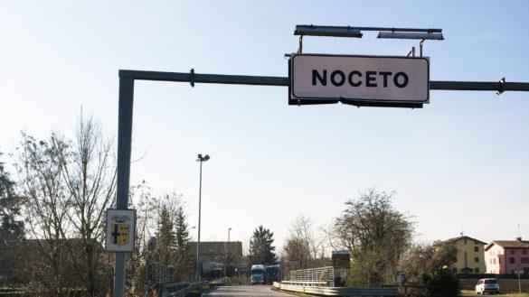 Noceto: senso unico alternato sul ponte sul Recchio