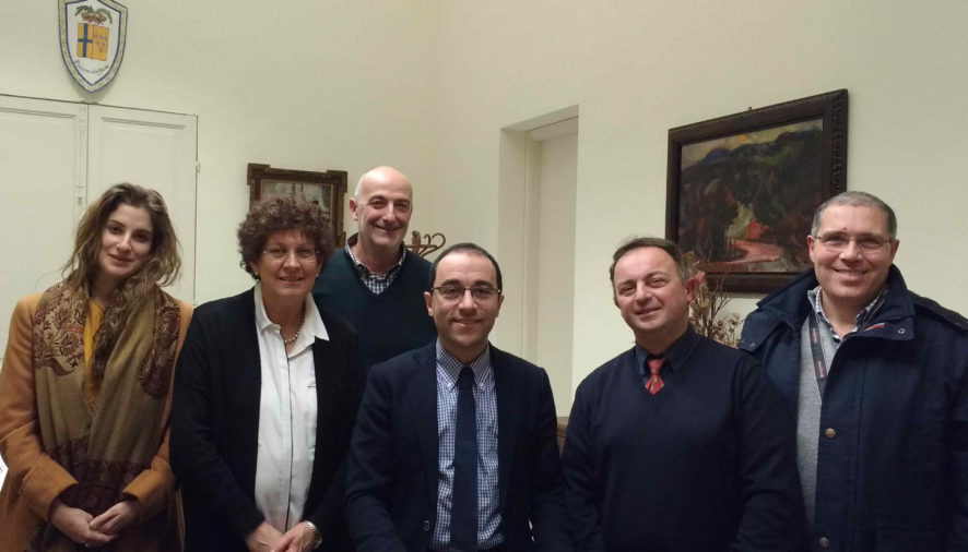 Il Presidente Rossi incontra esponenti delle associazioni LGBT