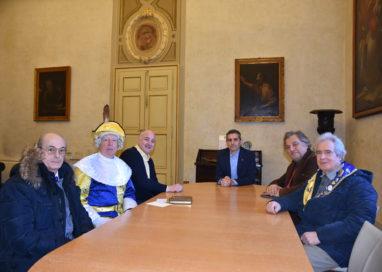Al Dsèvod fa visita al Sindaco