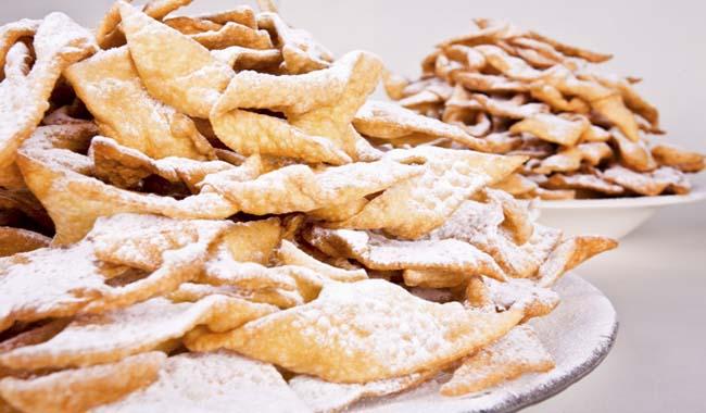 A lezione per cucinare i dolci di carnevale gluten free
