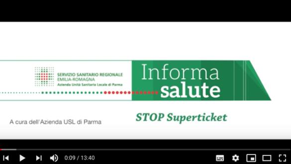 Abolito il superticket in Emilia Romagna, cosa cambia? GUARDA la puntata di Informasalute