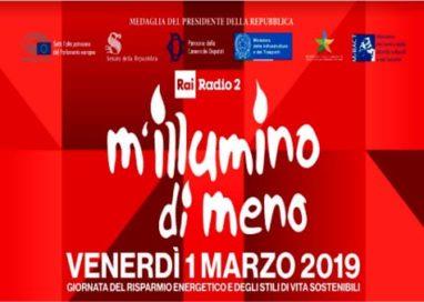 """L'Università di Parma aderisce all'iniziativa """"M'illumino di meno"""""""