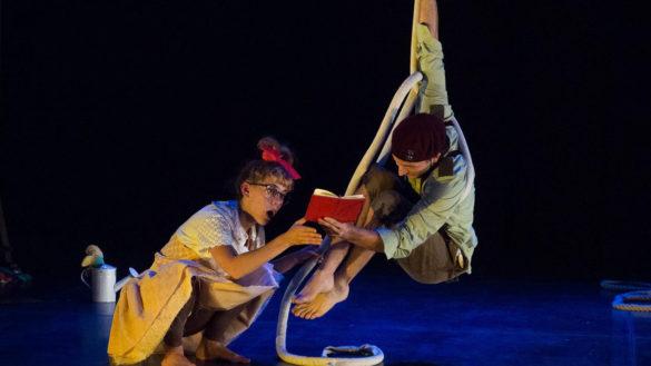 """""""Ogni creatura ha la sua misura"""" porta il Circo al Teatro del Cerchio"""