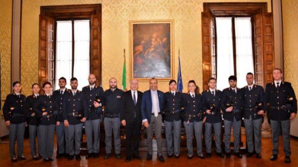 A Parma arrivano 12 nuovi giovani poliziotti