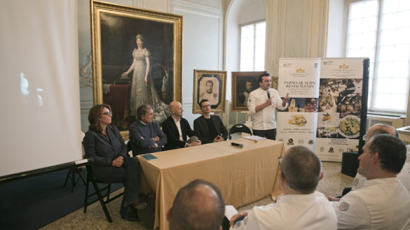 Parma Quality Restaurants, entrano quattro nuovi soci