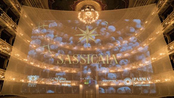 Sul Palco del Regio celebrati i 50 anni di Sassicaia