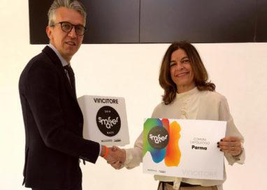 Parma premiata alla prima edizione di SmartEr Race