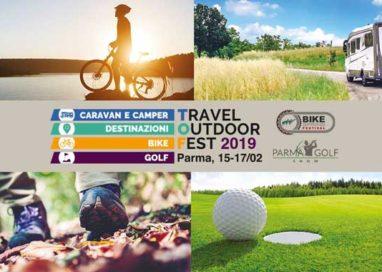 Travel outdoor fest alle Fiere di Parma. Tutto sulle vacanze all'aperto