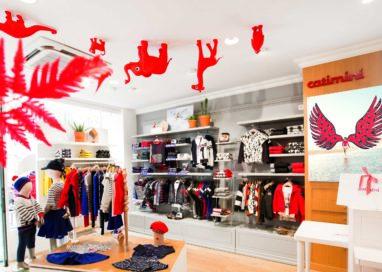 Inaugurazione boutique Catimini