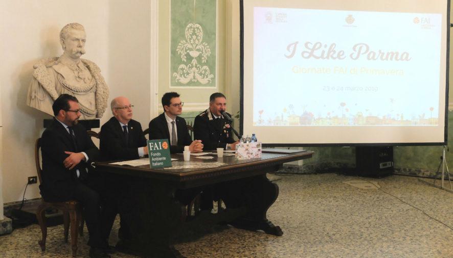 """Torna """"I like Parma – Un patrimonio da vivere"""""""