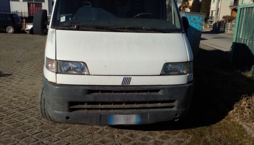 """Basilicanova: sgomberato il """"Cimitero delle auto"""""""