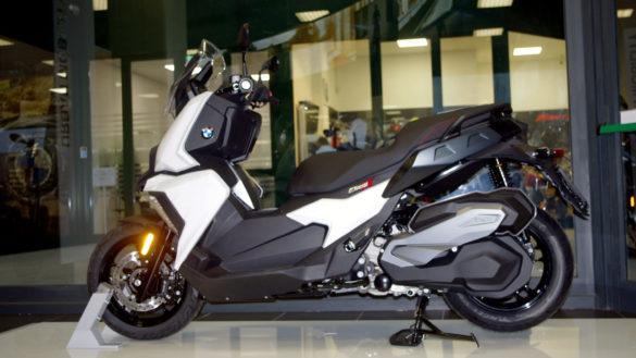 Prova gli scooter C 400 GT e X, un concentrato di contenuti tecnologici