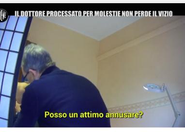 """""""Visite mediche come film porno"""". Le Iene a Parma"""