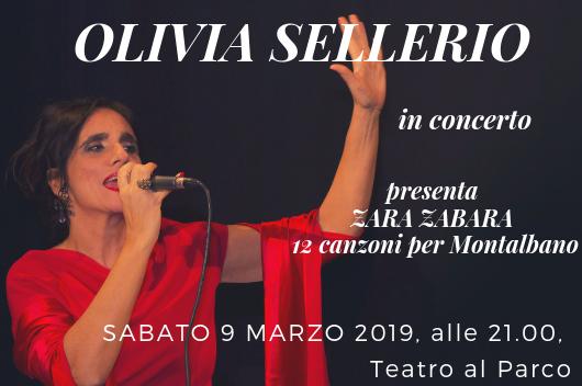 """Olivia Sellerio in concerto presenta """"Zara Zabara"""""""