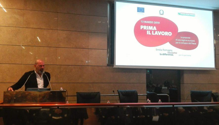 Emilia-Romagna: scende il tasso di disoccupazione