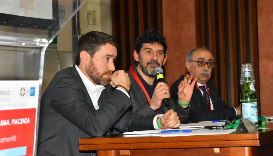 Primo congresso Legacoop Emilia Ovest