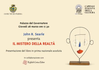 John R. Searle a Parma il 28 marzo a Palazzo Governatore