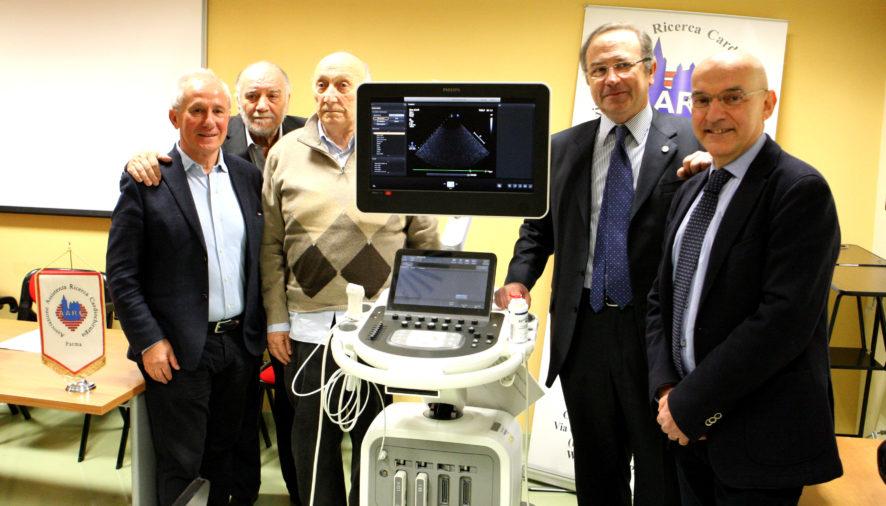 Cardiochirurgia, si rinnova il parco macchine