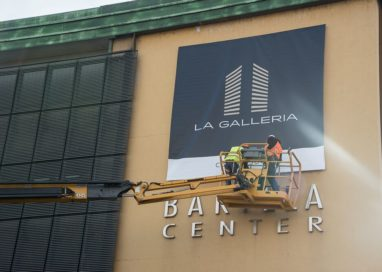 Barilla Center diventa La Galleria