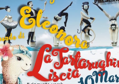 Il mondo di Eleonora, uno spettacolo benefico a Collecchio