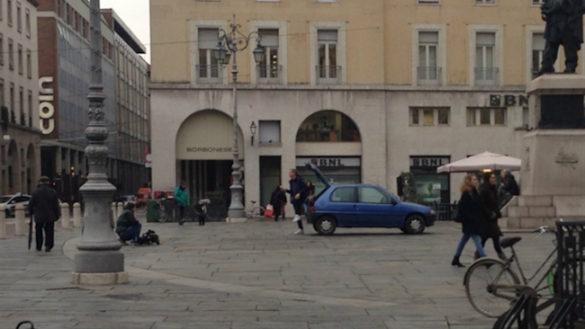 Piazza Garibaldi, colpo da 120mila euro alla BNL: colombiano condannato
